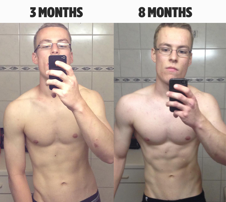 how to get a great body in 3 months