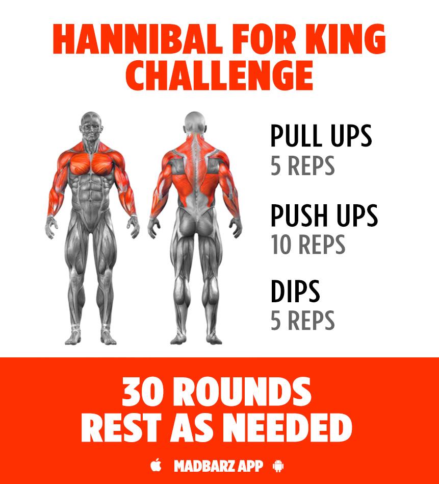 Hannibal For King Challenge