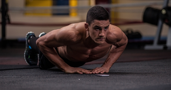 Try to survive this workout - The Muscle Burn