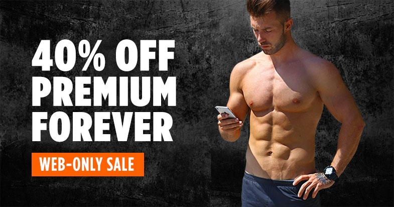 Halloween sale -  Grab 40% off Premium forever
