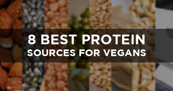 8 best protein sources for vegans