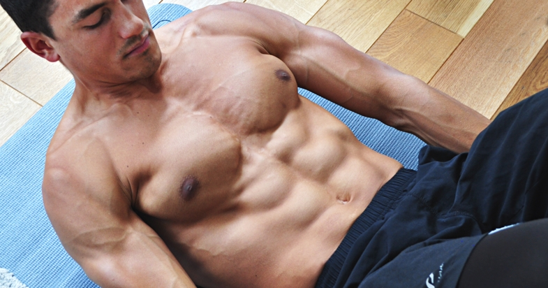 Extreme Home Abs Workout For Men