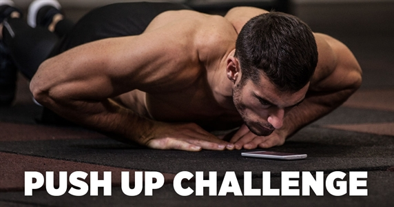 Push Up Limit - Ultimate Chest Progress Challenge