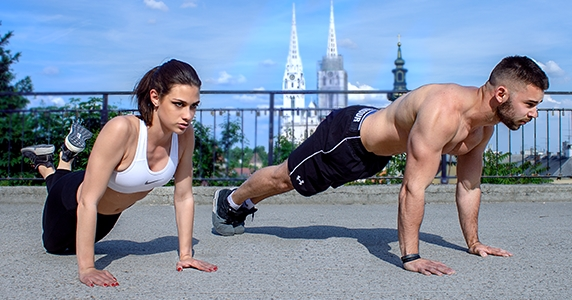 How to Burn More Fat with Bodyweight Training