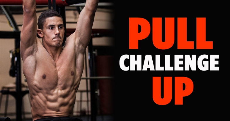 Pull Up Workout Challenge