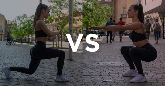 Booty Battle: Squats vs Lunges, Which One Will Give You a Bigger Butt?