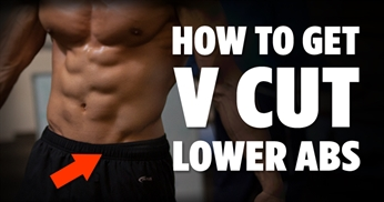 How To Get V Cut Lower Abs​ - Tips & Exercises