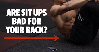 Are Sit Ups Bad For Your Back?
