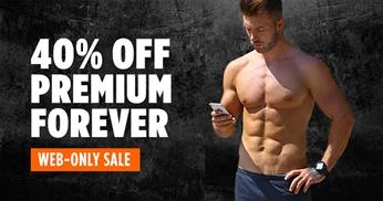 Halloween sale -  Grab 40% off Premium forever