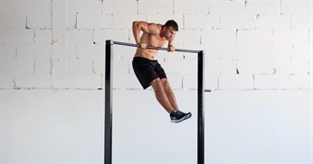 This Will Help You Achieve Your First Muscle Up