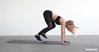 5 Reasons To Love Burpees