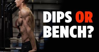 Why Dips Are The Best Chest Exercise