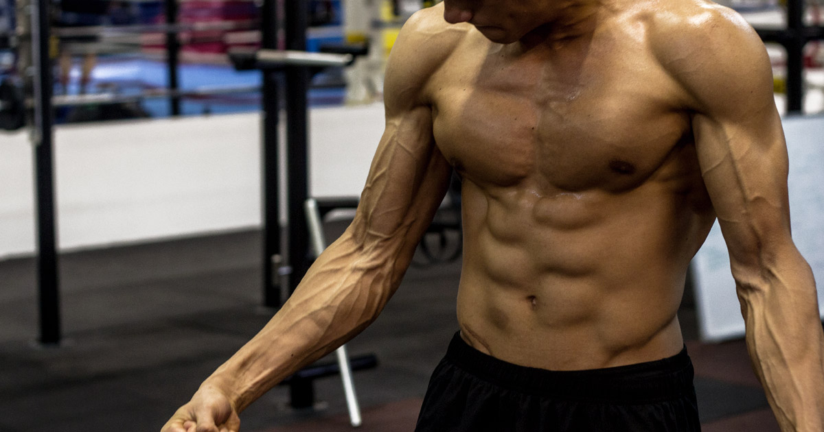 vascularity without steroids