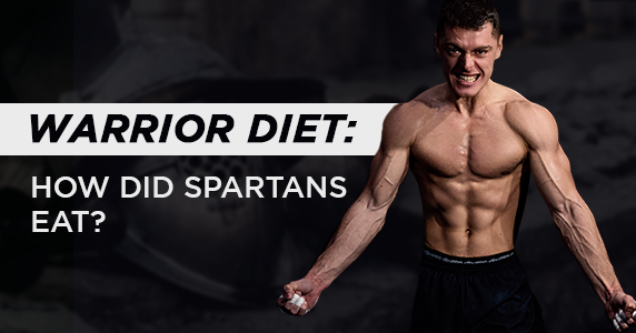 Warrior diet: how did Spartans eat?